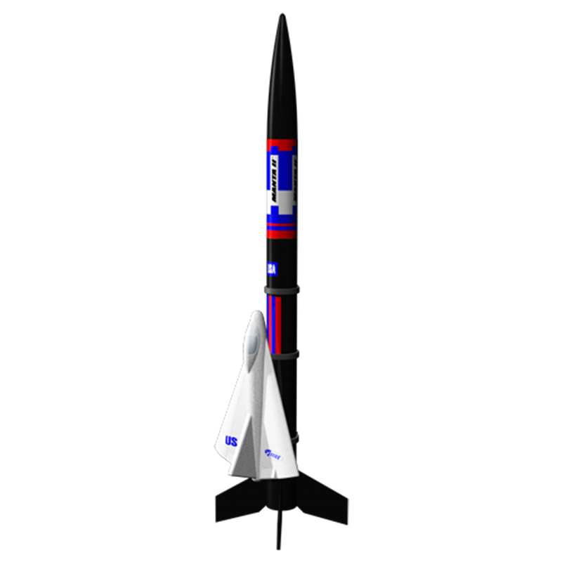 Picture of Manta II Launch Set
