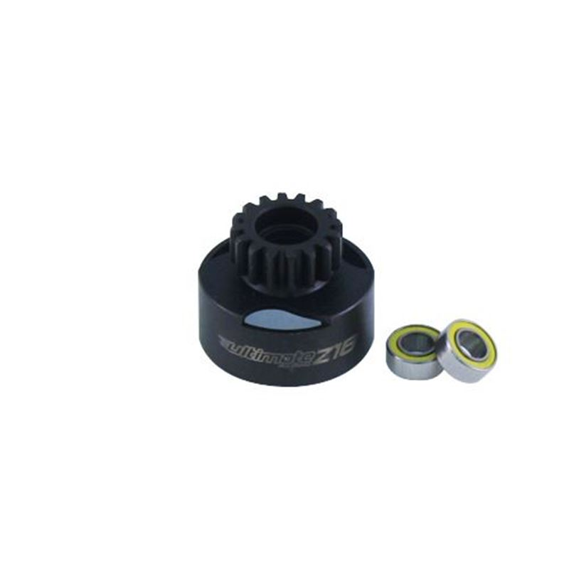 Picture of Ultimate Racing Ventilated Clutch Bell (16T)