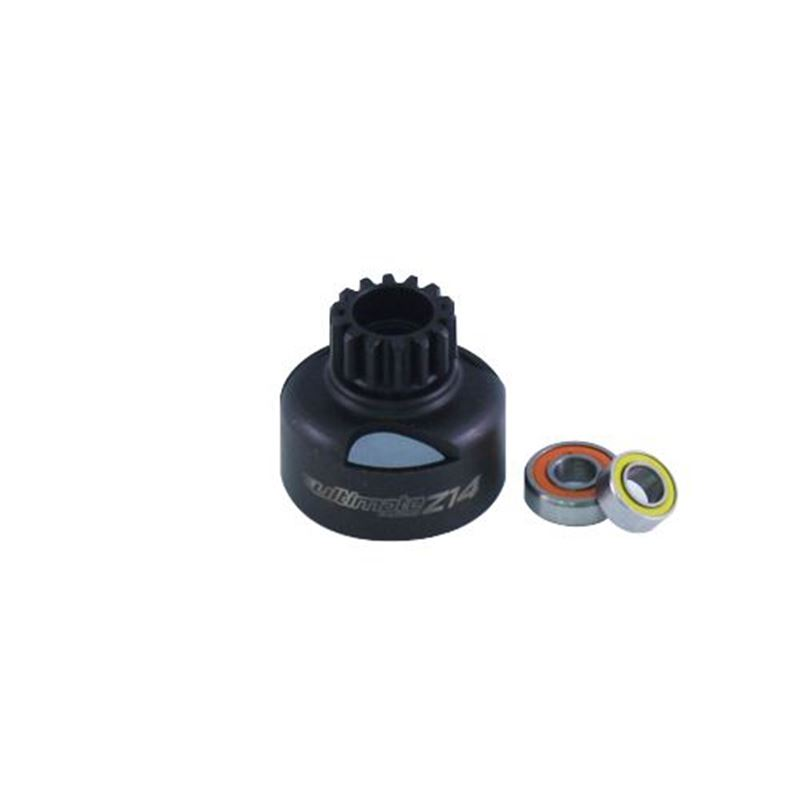 Picture of Ventilated Z14 Clutch Bell (Losi)