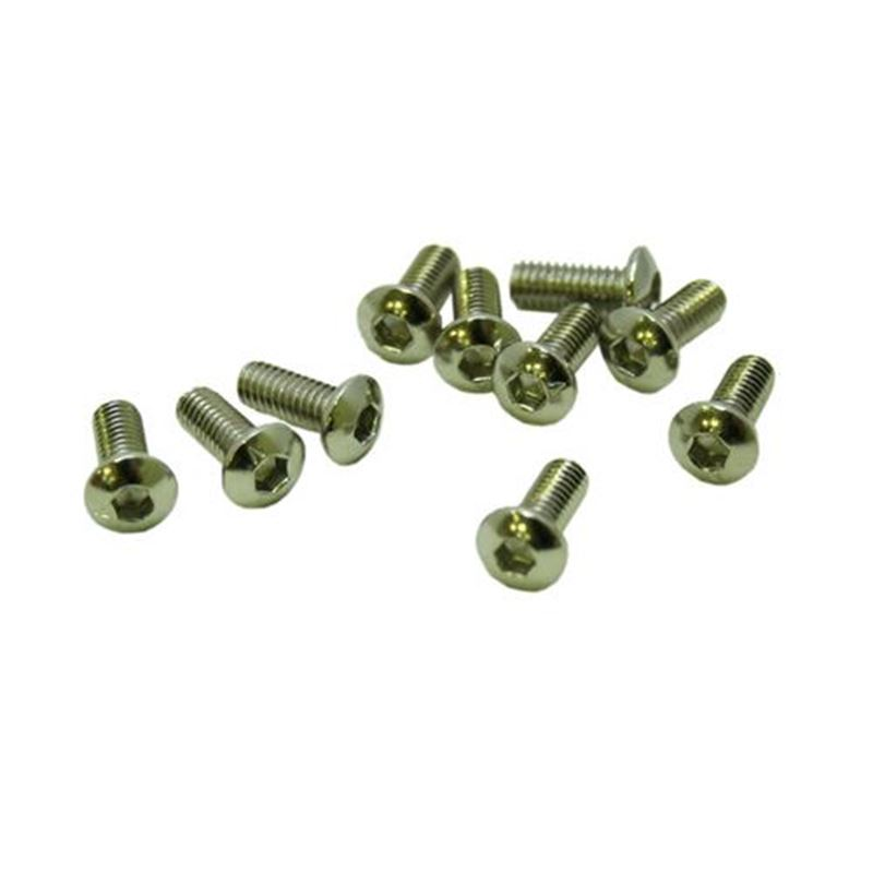 Picture of M4 x 6mm Button Head Screw (10pcs)