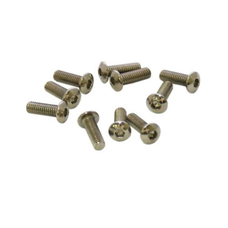 Picture of M4 x 10mm Button Head Screw (10pcs)