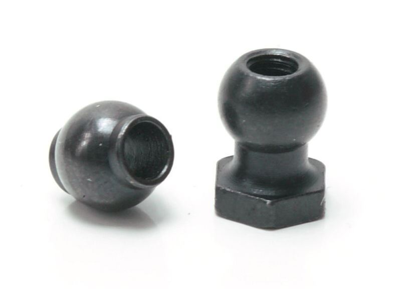 Picture of THE JQRacing Steering Servo Link Pivot Ball (6mm) (2pcs)