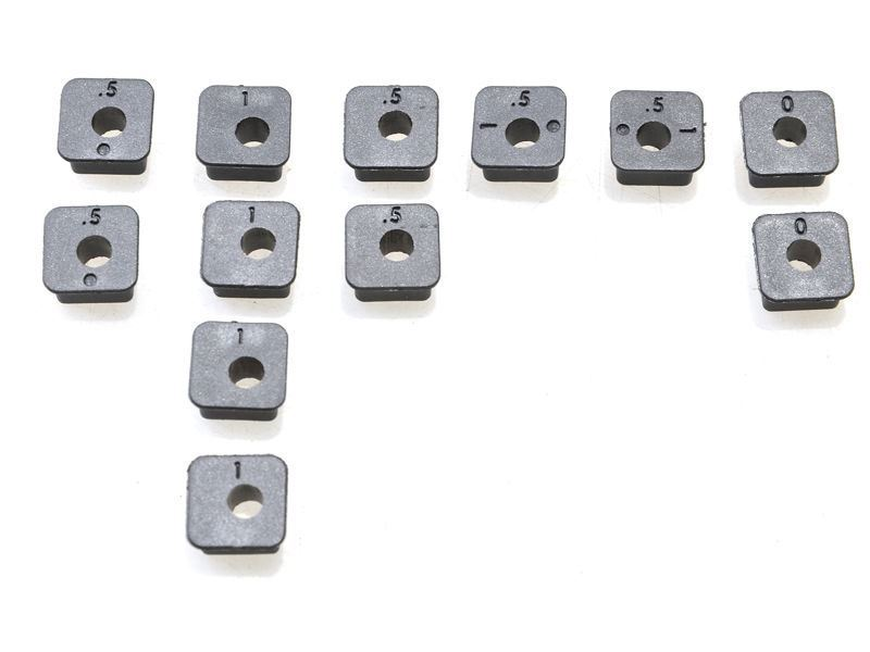 Picture of THE JQRacing Square Insert (12Pcs)