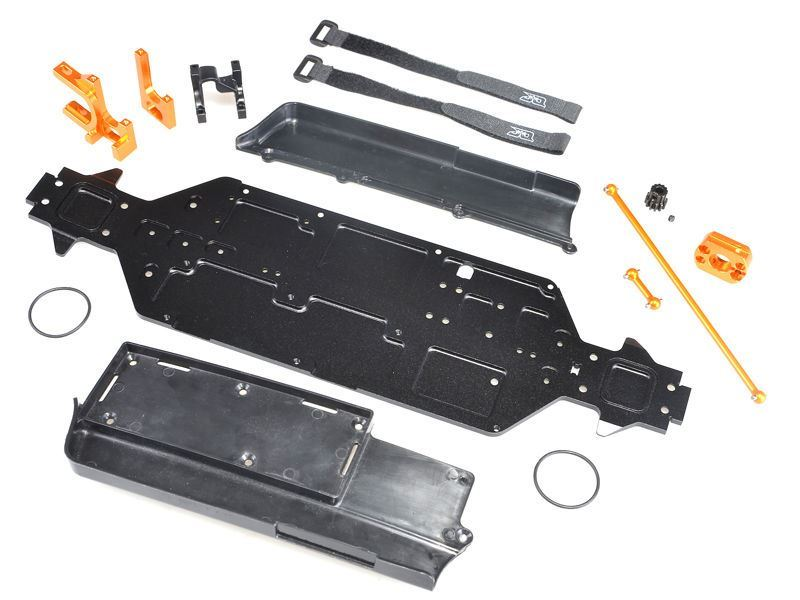 Picture of THE JQRacing THEeCar Conversion Kit