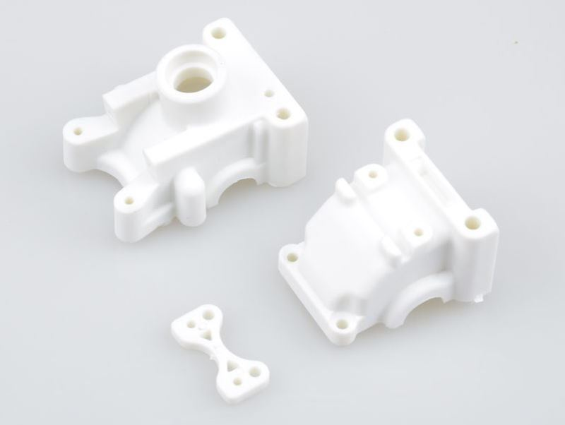 Picture of THE JQRacing White Front Gearbox