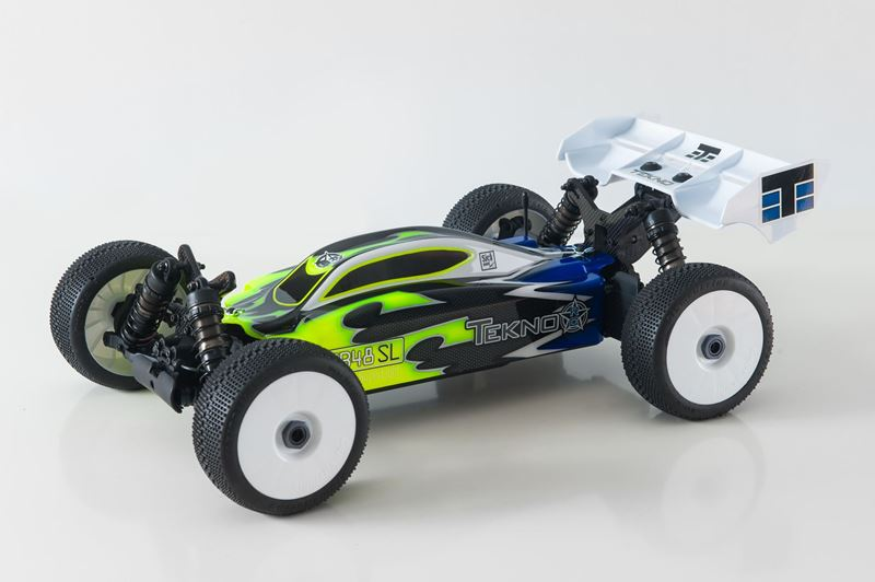 Picture of Tekno RC EB48SL Electric 1/8th Competition 'Super Light' Buggy