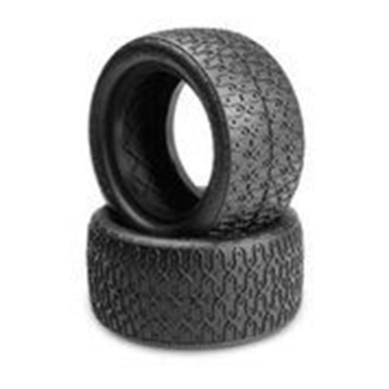 """Picture of JConcepts Dirt Webs 2.2"""" Rear Buggy Tires w/Dirt Tech Inserts (Gold) (2pcs)"""