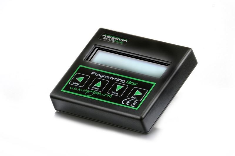 Picture of Absima CTS ESC Programming Box