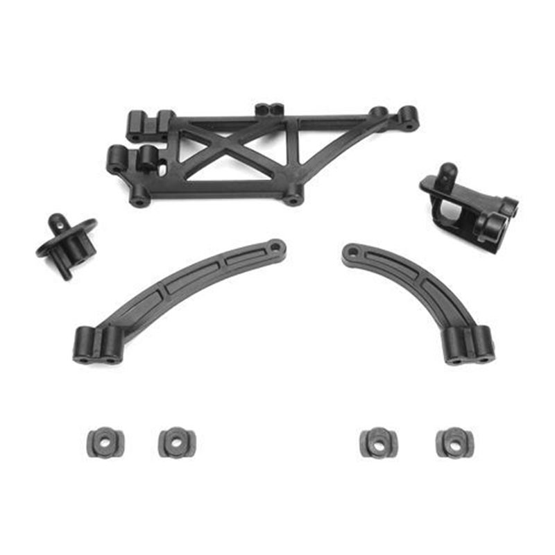 Picture of Tekno RC Chassis Brace & Body Mount Set (EB410)