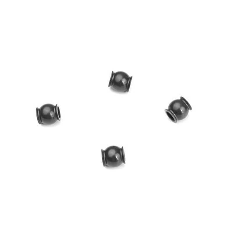 Picture of Tekno RC Flanged Pivot Ball (5.5mm) (4pcs)